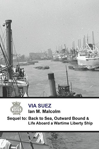 Download VIA SUEZ: Blue Funnel Line (Merchant Navy Series) ebook