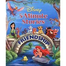 Disney 5-Minute Stories: Friendship