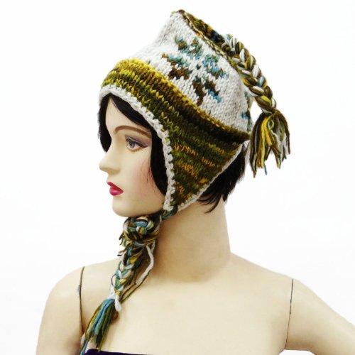 Laine Multicolore Cap Knit Blend Chapeaux D'hiver Bonnets Hiver Ski Main Mode De xqCPfZq7wY