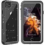 MYJOJO iPhone 7 Waterproof Case iPhone 8 Waterproof Case, 2019 Full Body Protective