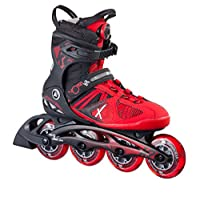 K2 Herren Inline Skate VO2 90 Boa M, Mehrfarbig, GR.EU 45, 30A0010.1.1.115