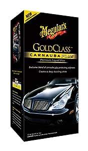Meguiars Gold Class Liquid Wax - Cera líquida para coche (473 ml)