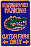 University of Florida - Go Gators Small Parking Sign