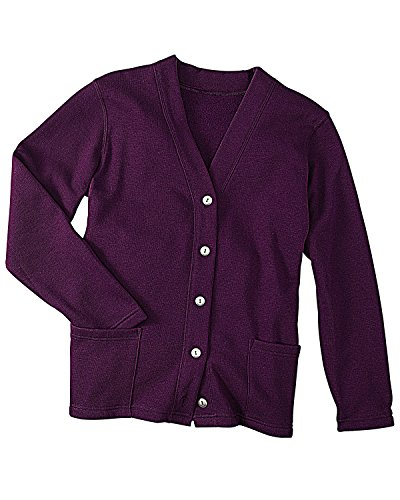 National 10487 Fleece Cardigan Petite product image