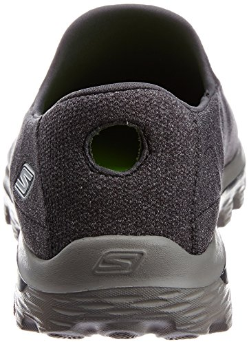 Skechers Go Walk 2Super Sock Herren Sneakers Grau (Char)