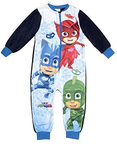 PJ Masks - Pijama de una Pieza - para niño