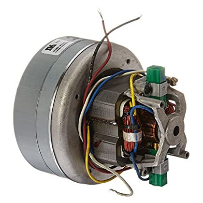 Image of Ametek-Motors 116227-00 Motor, 5 Wire 2 Speed 2 Stage Filter Queen 120V Bb Fan Motors
