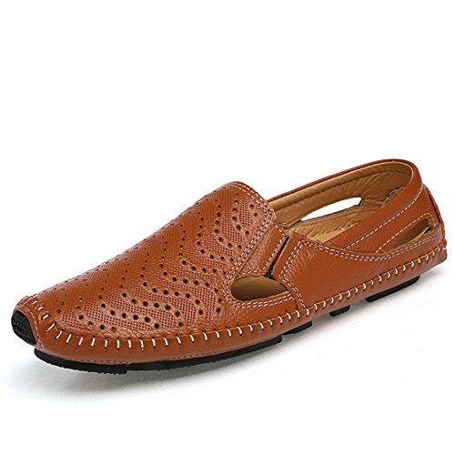 Per pantofole Scarpe EU da Sandali Da Marrone Da Wagsiyi Marrone Uomo Traspiranti Esterno Spiaggia 44 Dimensione Colore spiaggia UFXSdqxqw