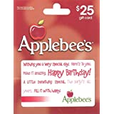 Applebee's Happy Birthday $25 Gift Card