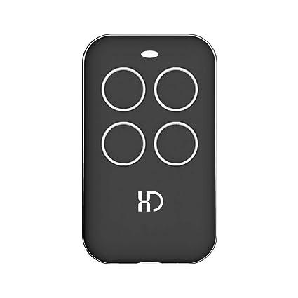 How To Program Garage Door Remote >> Xinda Universal Garage Door Opener Remote With Intellicode Security