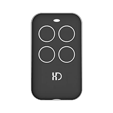 How To Program Garage Door Remote >> Xinda Universal Garage Door Opener Remote With Intellicode Security Technology Control Up To 4 Gate And Garage Door Remote Compatible With Genie