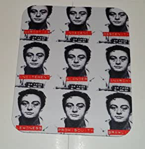 Amazon.com : LENNY BRUCE COMPUTER MOUSE PAD Comedy