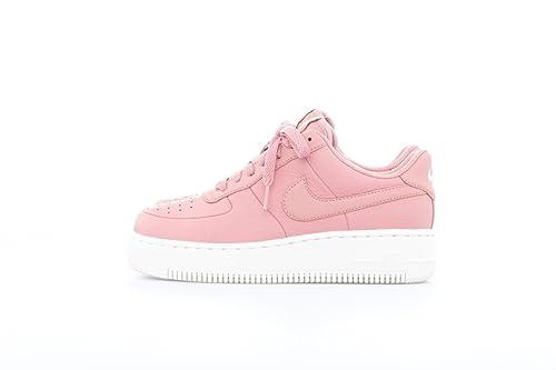 Zapatilla Moda Mujer Nike AF1 UPSTEP Rosa 40: Amazon.es: Zapatos y complementos