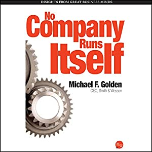 No Company Runs Itself Audiobook