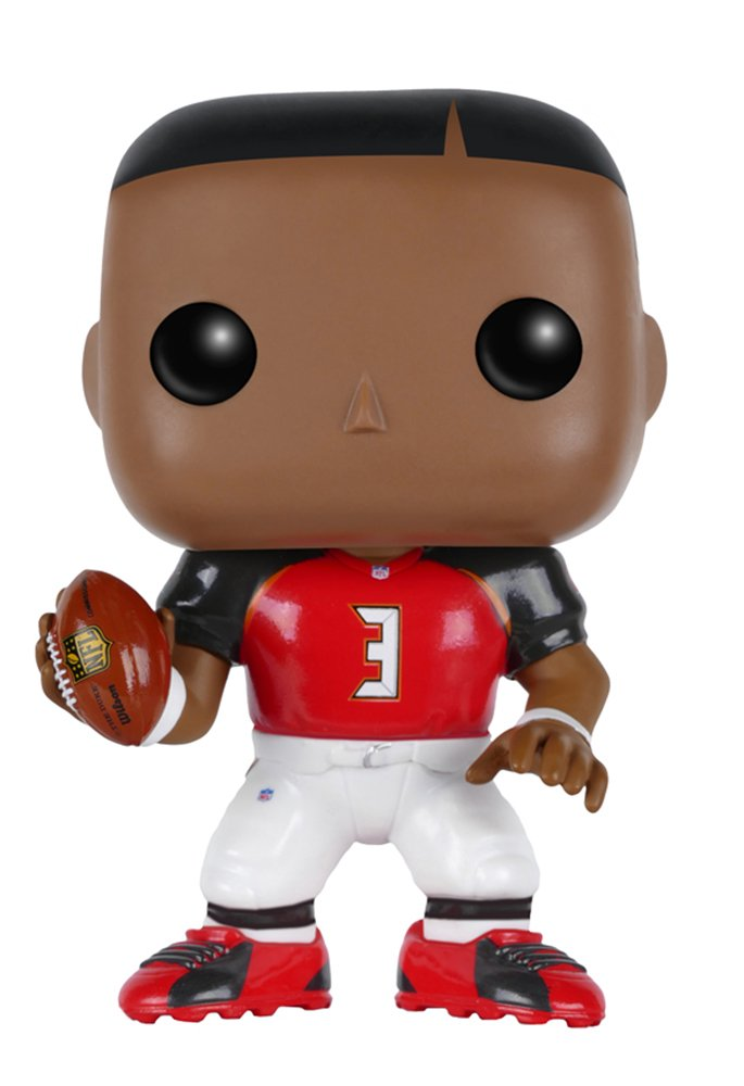 FunKo 7559 Actionfigur NFL 2: Jameis Winston (Buccaneers) Funko Pop! Sports