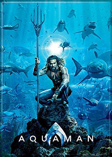 Ata-Boy DC Comics Aquaman Movie Poster 2.5