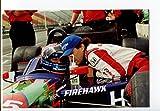 Tony Kanaan & Alex Zanard INDYCAR Race Photo Portland Speedway FN