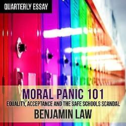 Quarterly Essay 67: Moral Panic 101