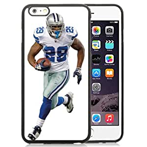 American Football Player Demarco Murray Number-29 01 Black Abstract iPhone 6S plus 5.5 Inch TPU Phone Case