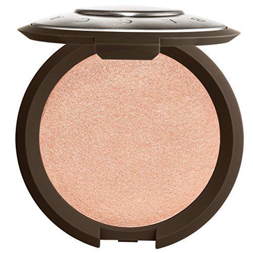 Becca Shimmering Skin Perfector Pressed Highlighter, Rose Quartz, 0.28 Ounce ()