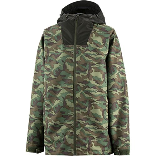 Vintersars Jacket Freedom Camo/Black 15/16 Size M by Airblaster