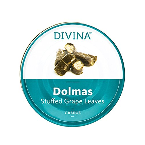 (Divina Dolmas Grape Leaves (Pack of)