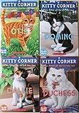 Kitty Corner 4 Book Set, Callie, Otis, Duchess and Domino (Kitty Corner Series)