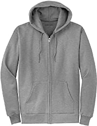 "<span class=""a-offscreen"">[Sponsored]</span>Full Zipper Hoodies - Hooded Sweatshirts in 28 Colors. Sizes S-5XL"