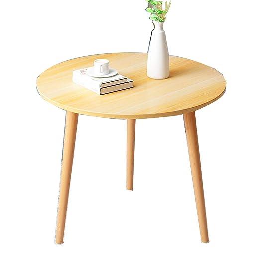 Anuey Mesa de Centro Moderna Minimalista nórdica sofá Lateral Mini ...