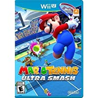 Mario Tennis Ultra Smash - Wii U - Standard Edition