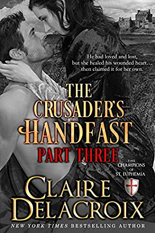book cover of The Crusader\'s Handfast: Part Three