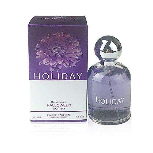 Alternative to HALLOWEEN by JESUS DEL POZO, Bouquet of Perfume, Eau de Parfum Spray Perfume for Women, Perfect Gift, 3.4 Fl.Oz