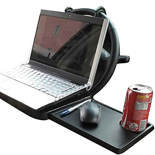 Weesey - Soporte Plegable para Ordenador portátil de Coche ...