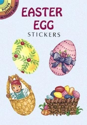 Easter Egg Stickers (Dover Little Activity Books Stickers)