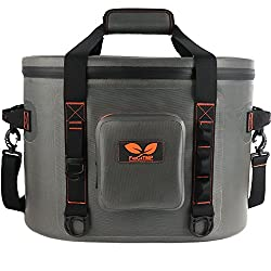F40C4TMP Cooler 30 Cans, Soft Sided Pack Cooler Ice Chest Beach Party, Hiking, Camping Any Outdoor Activities TMP 4