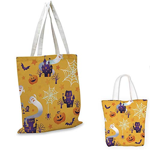 shopping tote bag happy