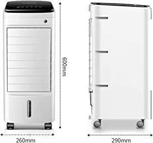 KMMK Home Living Room Bedroom Fan-Fan Air Conditioning Cooler Small Refrigerator Home Water Cooling Cold Air 290 260 600Mm