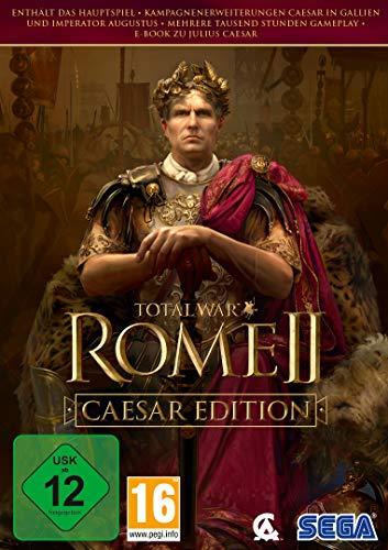 Total War: Rome 2 - Caesar Edition.