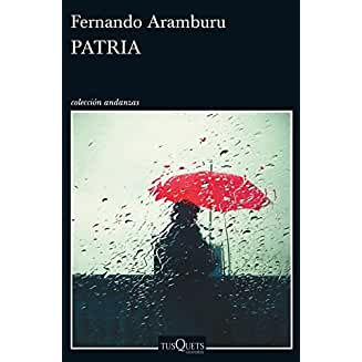 Patria book jacket