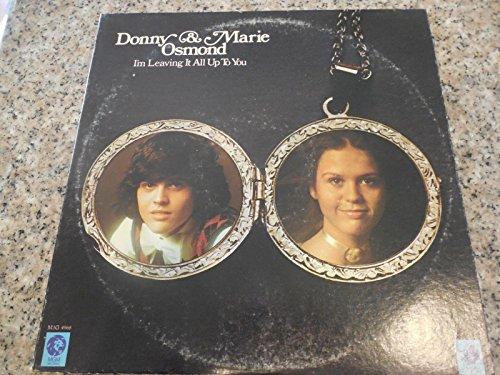 Donny Marie Osmond - I