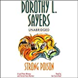 Bargain Audio Book - Strong Poison  A Lord Peter Wimsey and Ha