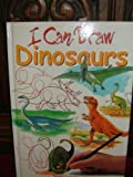 I Can Draw Dinosaurs, Terry Longhurst, 0752572776
