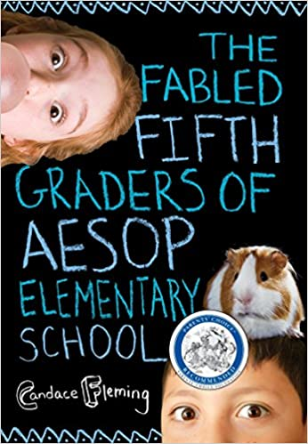 The Fabled Fifth Graders Of Aesop Elementary School Candace