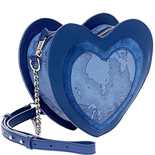 BORSA ALVIERO MARTINI GEO DENIM LOVE LIFE CROSSBODY LGH43C441 DENIM