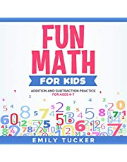 Fun Math for Kids: Addition and Subtraction Practice for Ages 4-7