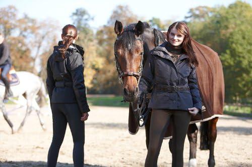 Ultrasport RTS Culotte d/équitation pour Femme avec Fond de Peau en alos