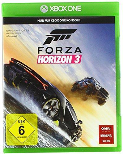 Price comparison product image Forza Horizon 3 (XBox One)
