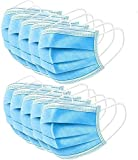 50pcs Disp0sable Nose Filter 3-layer Breathable