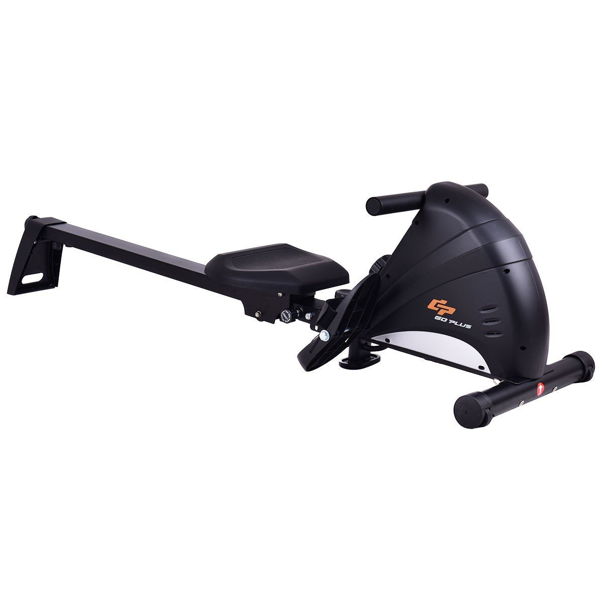 Magnetic Folding Rowing Machine w/ LCD Monitor