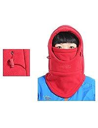 Baby Girls Boys Winter Warm Full Face Neck Cover Mask Balaclava Hat CS Mask